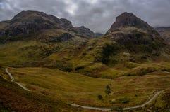 Glencoe, Scotland Stock Images