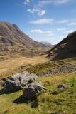 Glencoe Scotland UK famous Scottish view Royalty Free Stock Photos