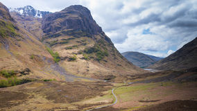 Glencoe, Scotlland Royalty Free Stock Photo