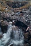 Glencoe spadki Zdjęcie Stock
