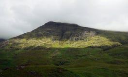 Glencoe - szkoccy średniogórza zdjęcia stock