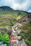 Glencoe Waterfall Stock Image