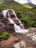 Glencoe waterfall Stock Photos