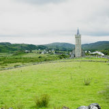Glencolumbkille. In County Donegal, Ireland Stock Image