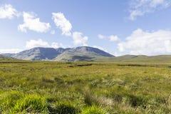 Glencullin góra Obrazy Stock