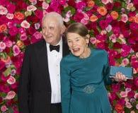 Glenda Τζάκσον στα 2018 βραβείο Tony Στοκ εικόνες με δικαίωμα ελεύθερης χρήσης
