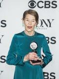 Glenda Τζάκσον στα 2018 βραβείο Tony Στοκ Φωτογραφίες