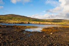 Glendale, île de Skye Image libre de droits