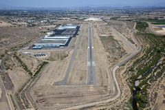 Glendale Airport Stock Image