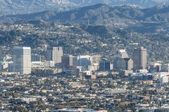 Glendale California Stock Photo