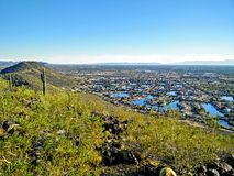 Glendale krajobrazy Obrazy Stock