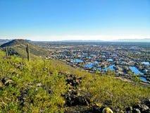 Glendale landskap Arkivbilder