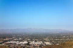 Glendale, Peoria en Phoenix, AZ royalty-vrije stock foto