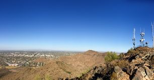 Glendale, Peoria en Phoenix, AZ stock foto's