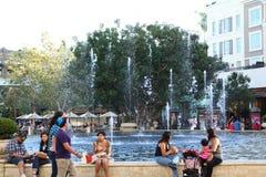 Glendale referente à cultura norte-americana Foto de Stock Royalty Free