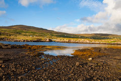 Glendale, wyspa Skye Obraz Royalty Free