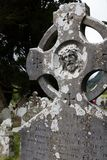 Glendalough在爱尔兰 库存照片