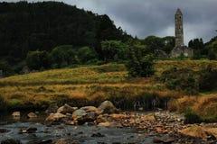Glendalough Fotografia Stock