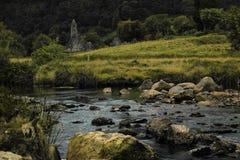 Glendalough Fotografia Stock Libera da Diritti