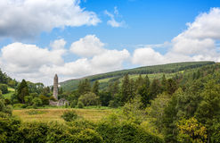 Glendalough 库存照片