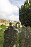 Glendalough dolina blisko Wicklow gór Obraz Stock