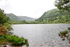 Glendalough, Lower Lake, County Wicklow, Ireland Stock Photography