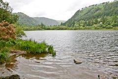 Glendalough, Lower Lake, County Wicklow, Ireland Stock Images