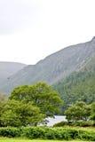 Glendalough, Lower Lake, County Wicklow, Ireland. Lower Lake in Glendalough, Ireland royalty free stock photography