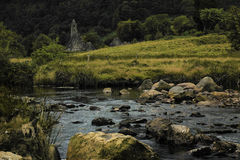 Glendalough Royalty Free Stock Photography