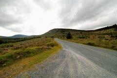 Glendalough, montagne di Wicklow, Irlanda immagini stock libere da diritti
