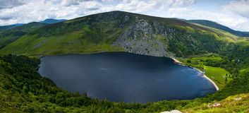 Glendalough - Upper lake Royalty Free Stock Images