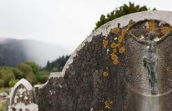 Glendalough w Irlandia Zdjęcia Stock