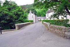 Glendaloughbrug stock foto's