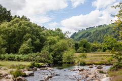 Glendasan River Royalty Free Stock Image