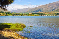 Glendhu Bay - Wanaka Royalty Free Stock Photography