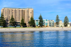 Glenelg Beach, South Australia Stock Image