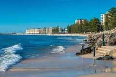 Glenelg Beach, South Australia Stock Photography