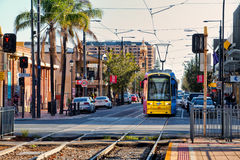 Glenelg tram Royalty Free Stock Photography