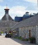 Glenfiddich distillery and visitor centre Stock Photography