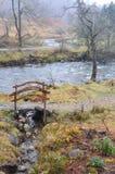 Glenfinnan Шотландия Стоковое Изображение