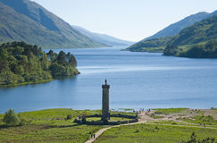Glenfinnan Royalty Free Stock Photography
