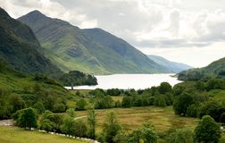 Glenfinnan Photos stock
