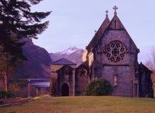 Glenfinnan church, Lochaber, Scotland Stock Photo