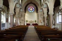 Glenfinnan church Royalty Free Stock Photos