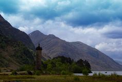 Glenfinnan Monument Stock Photos