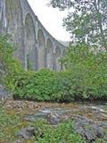 Glenfinnan Viaduct. lizenzfreie stockfotografie