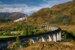 glenfinnan viaduct Стоковое фото RF
