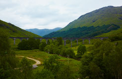 Glenfinnan Viaduct Royalty Free Stock Image