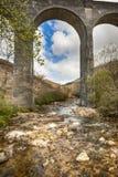 Glenfinnan wiadukt - Szkocja zdjęcie stock