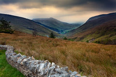 Glengesh Pass, Donegal, Ireland Royalty Free Stock Image
